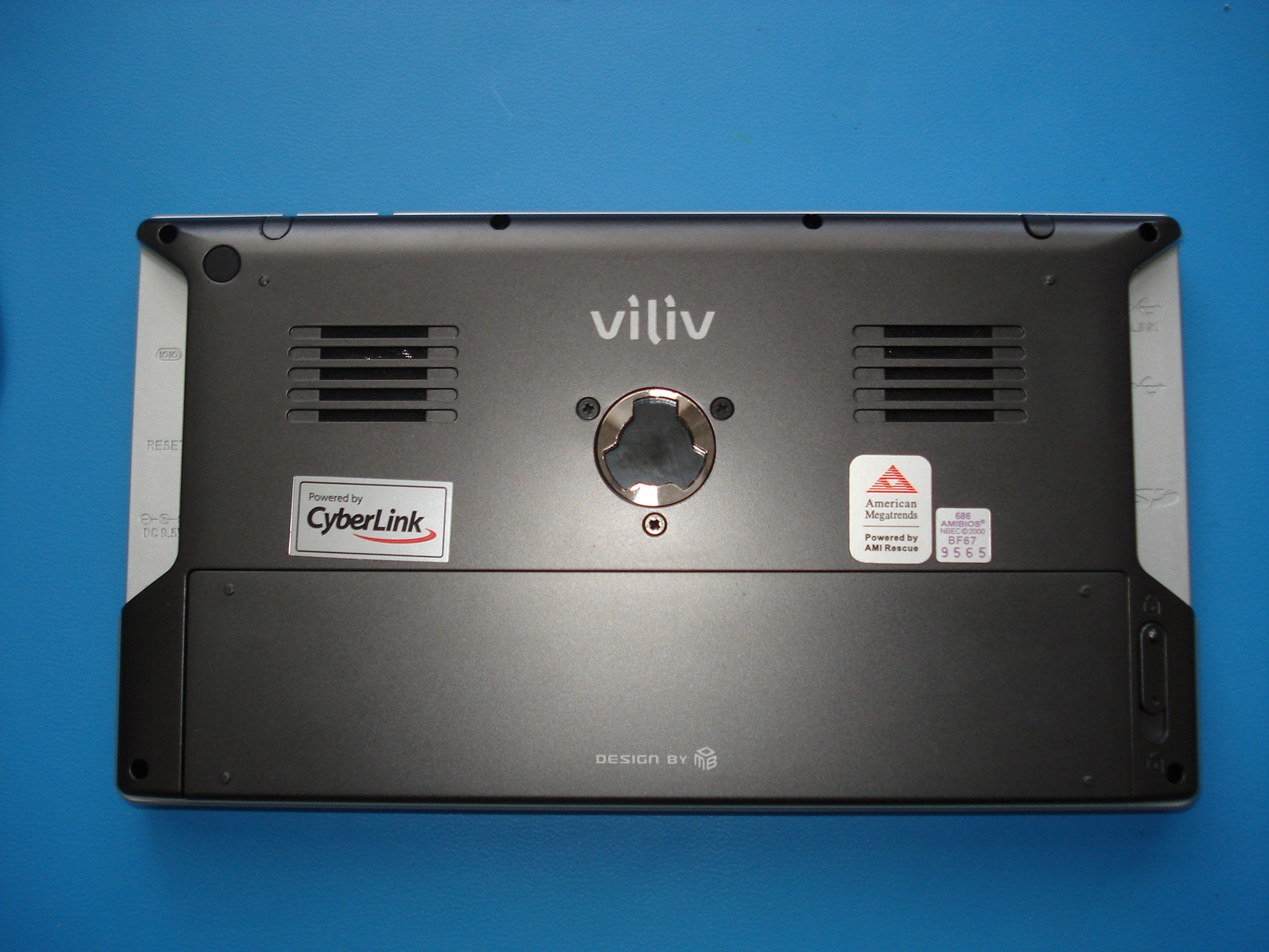 Viliv s5 win7 drivers